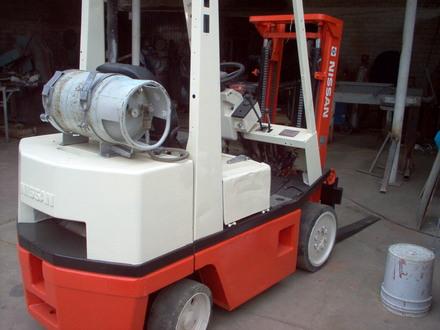Chariot élévateur Nissan CPH02