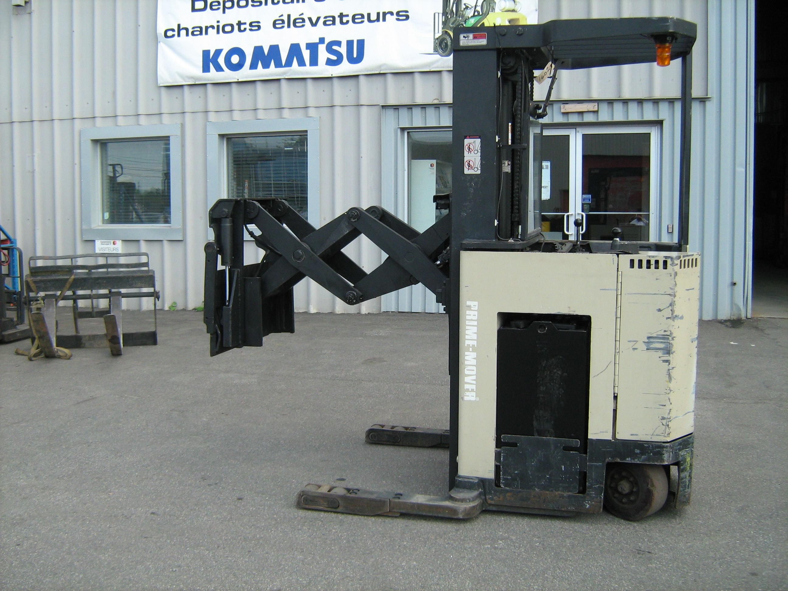 Chariot élévateur Prime Mover PR34B