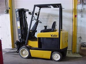 Chariot élévateur Yale ERC060